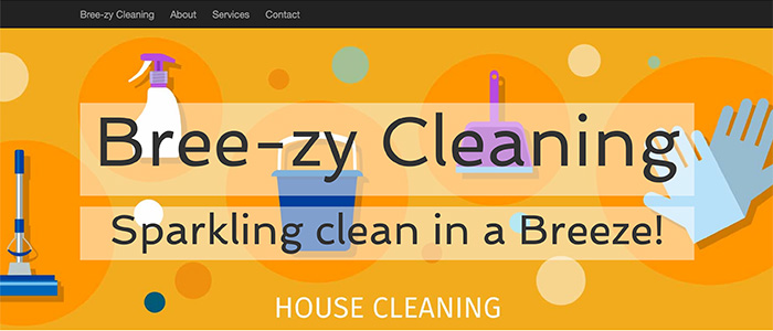 Bree-Zy Cleaning