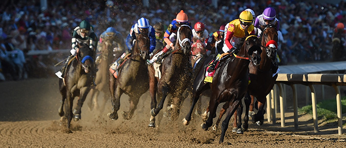 The 142nd running of the Kentucky Derby